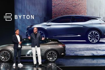 Getting To Know BYTON Concept — The World's First Smart Intuitive Vehicle