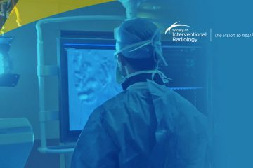 First virtual reality interventional radiology training video unveiled at SIR 2018