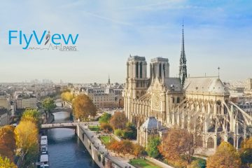 FlyView Offers One-of-a-Kind Virtual Reality Attraction Flying Over Paris