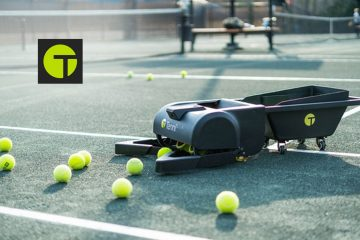 Tennibot, the World's First Robotic Tennis Ball Collector, Surpasses Crowdfunding Campaign Goal