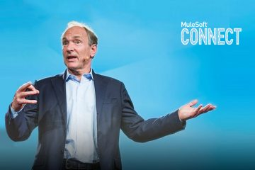 Inventor of the World Wide Web, Sir Tim Berners-Lee, will be keynote speaker at MuleSoft CONNECT 2018