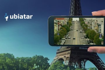 Ubiatar's Blockchain-powered Platform is creating your Human Avatar so you can be anywhere via its Telepresence App