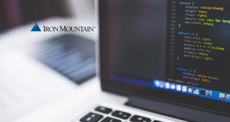 Iron Mountain and Google Cloud Partner to Unlock the Potential of Information to Drive Business Growth