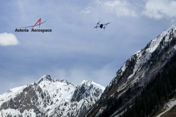 Asteria Aerospace Launches Genesis, an Industrial IoT Platform to Connect Drones to Command Centers for Surveillance and Security Applications