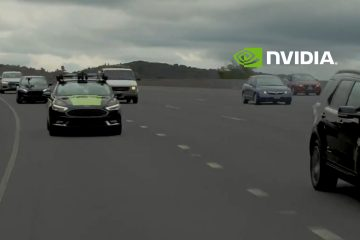 Around the Valley in 80 Kilometers: NVIDIA Autonomous Test Vehicle Completes Fully Driverless Highway Loop