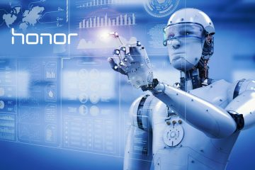 Honor Showcases AI Prowess at India Mobile Congress 2018