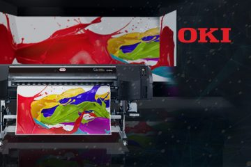 OKI Europe Boosts Performance for ColorPainter Users with Launch of Media Profiles Platform