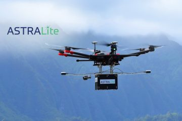 ASTRALiTe Demonstrates Scanning Topo–Bathy LiDAR System on DJI Matrice 600 Pro