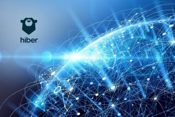 Hiber Announced as Amazon Web Services' Commercial Startup Launch of 2018