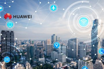 Huawei Launches Digital Platform for Smart Cities at Smart City Expo World Congress 2018
