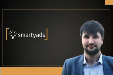 AiThority Interview Series With Ivan (Ive) Guzenko, CEO at SmartyAds