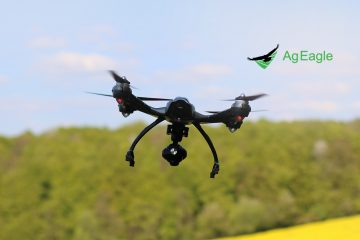 AgEagle Signs one of the Largest Specialty Crop Producers in North America to its New Sustainability Platform and Drone Leasing Program