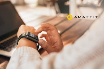 Amazfit Launches Verge Smartwatch in U.S. with Personal Holiday Shopping Concierge