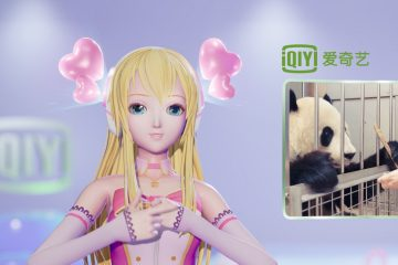 iQIYI Unveils World's First Virtual AI Sign Language Interpreter, Allowing the Hearing Impaired to Enjoy iQIYI Video Content