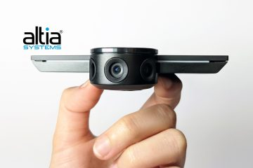 PanaCast 3 – World's First Intelligent Panoramic Video Collaboration Device with Three 13 Megapixel Cameras – Debuts at CES 2019