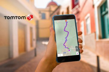 TomTom Celebrates Automated Driving Milestone: Half a Million Vehicles on the Road