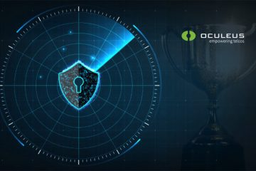Oculeus Wins Cybersecurity Excellence Award for Second Year in a Row