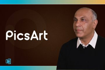 AiThority Interview Series with Hovhannes Avoyan, CEO and Founder at PicsArt