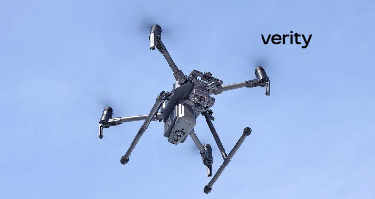 Verity Studios Launches Software Algorithm to Make Drones Dramatically Safer