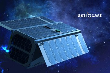 Astrocast Successfully Launches Second Test Nanosatellite