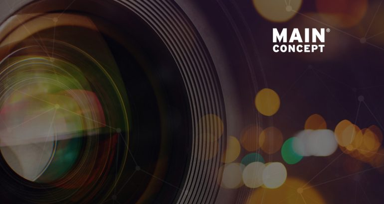 MainConcept Brings Fast, Efficient AV1 Encoding to More Video Platforms