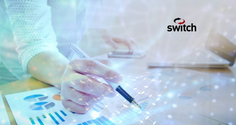 Switch Continues to Expand Strategic Sales Team with Addition of Jeffery Bryce
