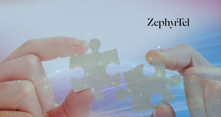 ZephyrTel Announces Strategic Collaboration Agreement with Amazon Web Services