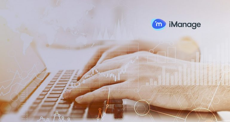 iManage RAVN Appoints Alex Smith as Global Product Management Lead
