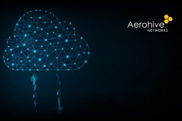 Aerohive Recognised as the Second Largest Cloud-Managed Wireless LAN Vendor