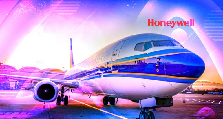 Honeywell Launches Advanced Software Platform to Help Make Airlines More Profitable and Efficient