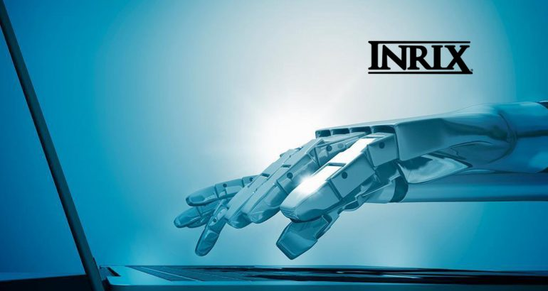 INRIX Launches New AI Traffic Solution