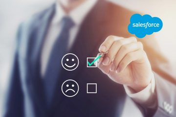 Salesforce Recognized as a Leader in the 2019 Magic Quadrant for CRM Customer Engagement Center