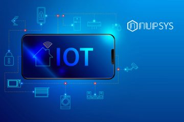 nuPSYS' IoT Solution Integrated with Cisco-Kinetic IoT Platform Showcased at CiscoLive 2019: Cisco-Innovations Booth