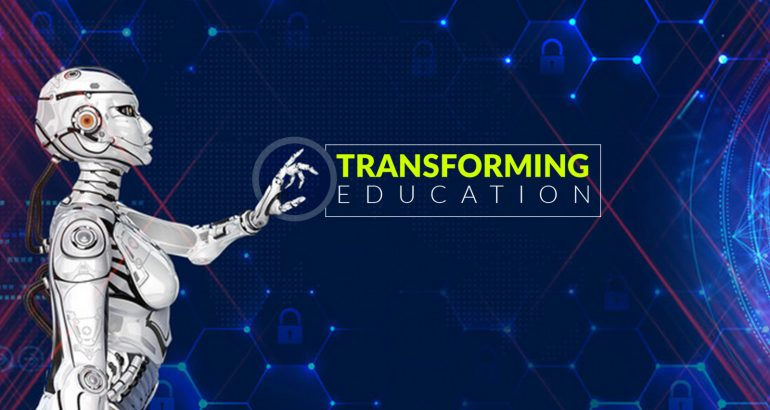 How AI Is Transforming Education?