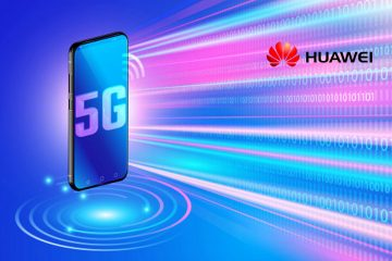 Telecom Industry's First 5G RAN Competitive Analysis Published by GlobalData Reveals Huawei Leadership
