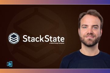 AiThority Interview with Lodewijk Bogaards, Chief Technology Officer at StackState