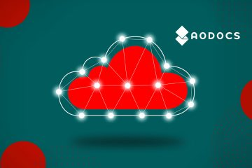 AODocs Recognized as a Strong Performer in Cloud Content Platforms by Independent Research Firm