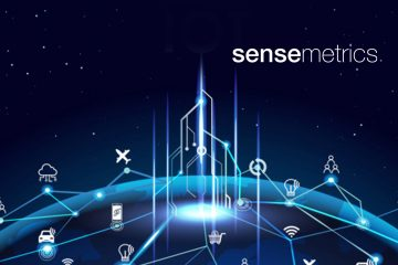 sensemetrics Announces Availability of Its Industrial IoT Platform in Europe