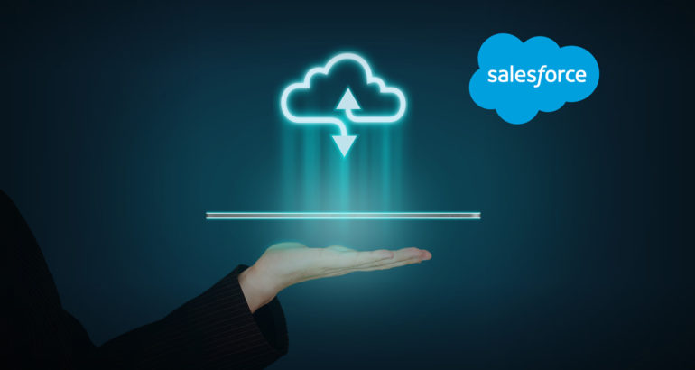 Salesforce Launches Consumer Goods Cloud--Transforming Retail Execution and Creating Closer Relationships Between the Field Rep and the Store