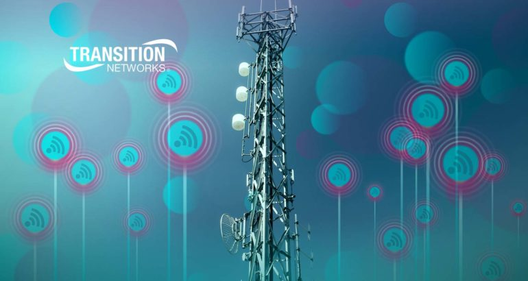 Transition Networks to Display Smart City IoT and Security and Surveillance Solutions at GSX