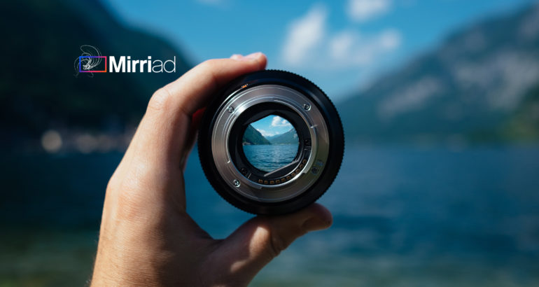 Mirriad Partners With Tencent, One of the World's Largest Video Platforms, to Reach Huge Entertainment Audiences with Branded Content Solution