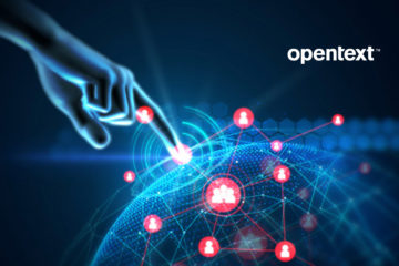 OpenText Core Experience Insights Delivers End-to-End Customer Journey Mapping for Data-driven Marketers