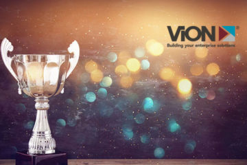 ViON Named Finalist in the 16th Annual Stevie Awards for VION MarketPlace