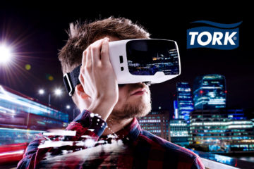 New Virtual Reality Training From Tork Is a Game Changer for Improving Hand Hygiene Compliance