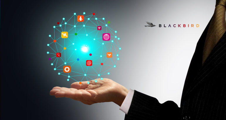 Blackbird Signs New Deal to Provide Fast, Efficient Digital News Production Capabilities