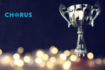 Chorus.ai Recognized as a 2019 Top Rated Award Winner in Sales Enablement Software by TrustRadius