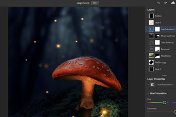 Adobe Photoshop Debuts in iPad, More Features Likely After MAX 2019