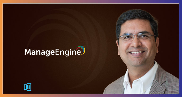 AiThority Interview with Rajesh Ganesan, Vice President at ManageEngine