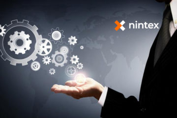 Nintex Partner Program Achieves 5-Star Rating from CRN for Second Consecutive Year