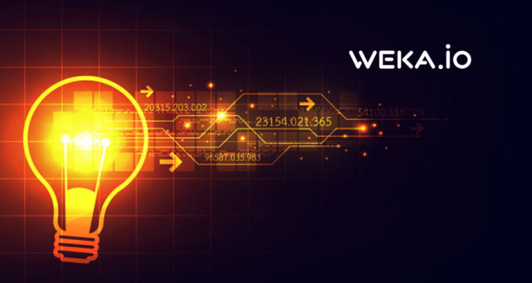 WekaFS Selected by Innoviz to Accelerate AI for Autonomous Vehicle Innovations